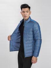 Áo khoác phao Jacket Woven trần bông Aristino AJK028W8