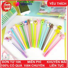 Combo 20 bút bi xanh nhiều hình cực đẹp giá rẻ, chất lượng ✓bút cute ✓bút bi ✓bút bi cao cấp ✓bút mực ✓bút bi cute ✓ Phát Huy Hoàng