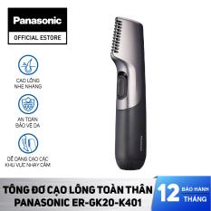 Tông đơ cạo lông toàn thân Panasonic ER-GK20-K401 – Hàng chính hãng – Bảo hành 12 tháng