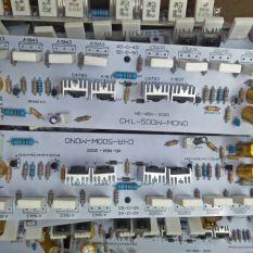 Cặp bo công suất 16 sò 2 kênh sợi thuỷ tinh