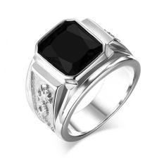Nhẫn nam inox cao cấp phong cách rẻ đẹp không đen HCM 301