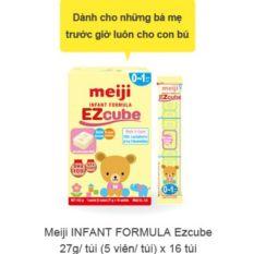 [Hàng Cty – Sale] 1 thanh Sữa Meiji cube 0-1 tuổi ( Hàng nhập khẩu )