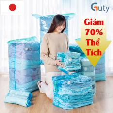 Túi đựng đồ du lịch, túi bảo quản đồ dùng hút chân không Kitai tiết kiệm không gian, thu gọn thể tích quần áo, chăn màn đến 70%, thông minh tiện lợi cho gia đình – Guty Care