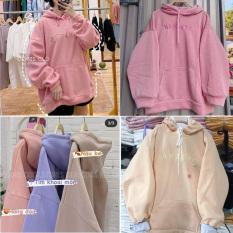Áo Hoodie Amaste Siêu Xinh Nỉ Bông Form Rộng H&H CLOTHES – Áo Hoodie Nữ Chất Liệu Không Xù Đủ Size Lựa Chọn -Áo Nữ Kèm Ảnh Thật