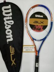 Vợt tennis Wilson 279g tặng căng cước quấn cán và bao vợt – ảnh thật sản phẩm