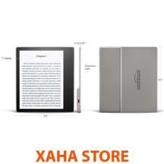 Máy đọc sách Kindle Oasis 2 (Kindle Oasis E-reader 2 – Previous Generation – 9th – 7 High-Resolution Display 300 ppi, Waterproof, Built-In Audible, Wi-Fi)