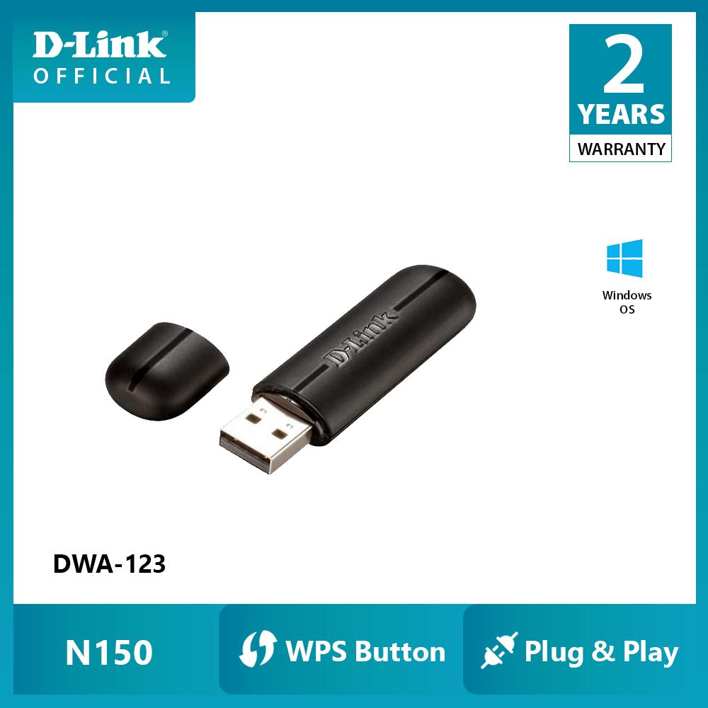 Thiết bị mạng D-LINK DWA-123 – Hàng chính hãng