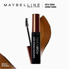 Mascara nhuộm chân mày Maybelline New York Fashion Brow Mascara 7.7ml