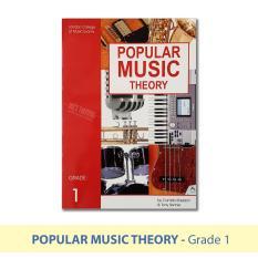 Sách Popular Music Theory Grade 1 – Việt Thương Music