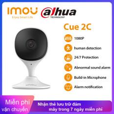 Camera Dahua Imou Camera IP 2C Video Full HD 1080P & Nén H.265 Camera Thông Minh Và Nhỏ Gọn Giám Sát Trẻ Em Phát Hiện Con Người Tầm Nhìn Ban Đêm Micro Tích Hợp Báo Động Âm Thanh Camera Trong Nhà