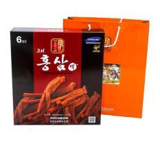 Nước hồng sâm Hàn Quốc Pocheon (hộp 30 gói x 70ml)