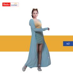 Áo Khoác Chống Nắng Nữ Toàn Thân OHSUNNY Longform Extra UPF50+++ SLTW1M036F Hinlet