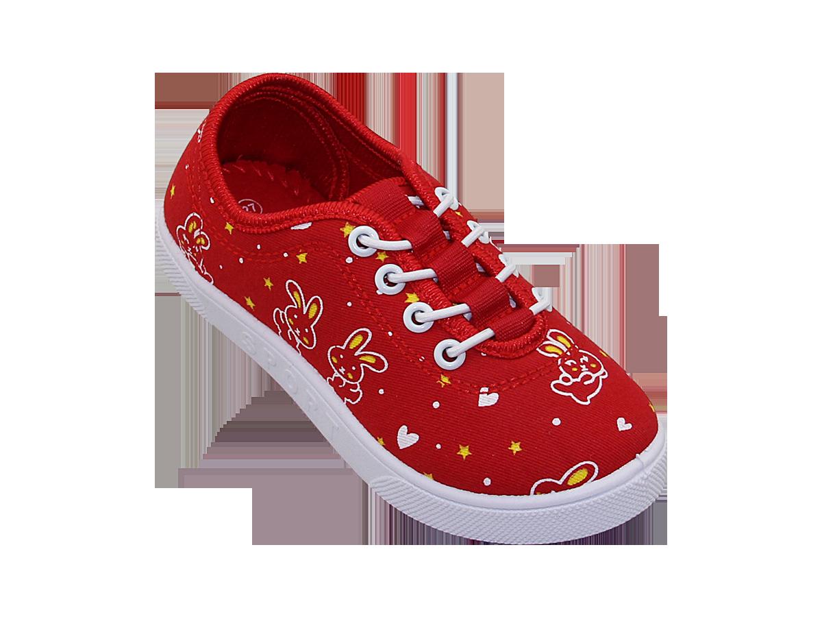 Giày vải bé gái Bita's GVBG.71