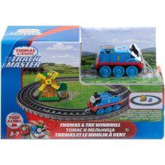 Mô hình bộ đường ray Thomas và cối xay gió THOMAS FRIEND GFF09