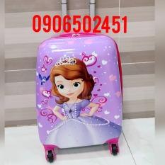 (Ảnh Thật) Balo, vali kéo nhiều hình ngộ nghĩnh dành cho bé yêu cực đẹp