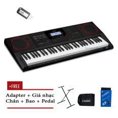 Đàn Organ Casio CT-X3000 kèm USB + Chân + Bao + Pedal ( CTX3000 ) – Việt Hoàng Phong