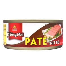 Combo 4 hộp Pate Thịt Bò 3 Bông Mai Vissan (150g)