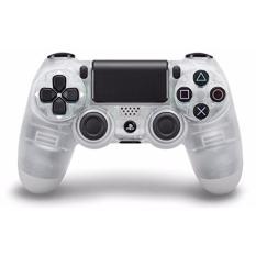 Tay Cầm PS4 Crytal (Trắng)