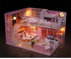 Nhà Búp Bê DIY – Dream Angels L026 (Tặng Mica che bụi + Keo sữa)