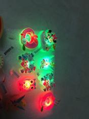 Sticker, jibbitz đèn ( dạng nút)