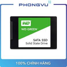Ổ cứng SSD WD Green 240GB (WDS240G2G0A) – Bảo hành 36 tháng