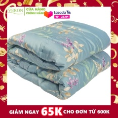 Chăn hè Tencel Xanh Edelin by Everon – LT001
