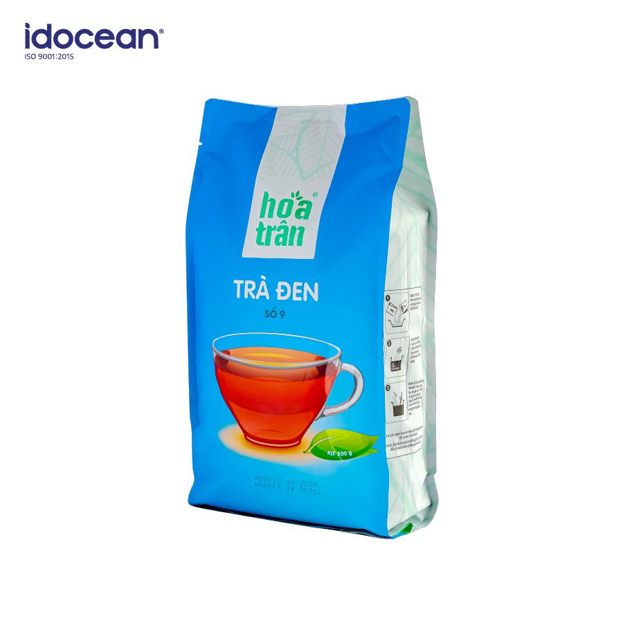 Trà Đen Số 9 HOA TRÂN 500gr – Pha trà sữa, trà trái cây thơm ngon