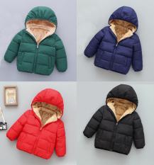 Áo khoác lông cừu BEBELE siêu ấm siêu nhẹ dành cho bé trai bé gái AK3