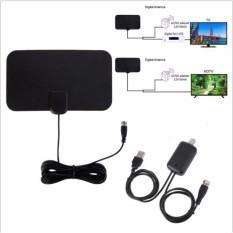 [TẶNG JACK CHUYỂN ĐỔI TRỊ GIÁ 50.000] Ăng Ten TiVi kĩ thuật số trong nhà ,ăng ten truyền hình miễn phí cho TV có tích hợp đầu DVB-T2 Trong nhà, ăng-ten chính với các kênh 480p-1080p Cắm và phát , tivi, ăng ten cho đầu thu dvb