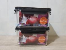 Hộp bảo quản thực phẩm hình chữ nhật Lock&Lock Bisfree Modular 1.5L – LBF405