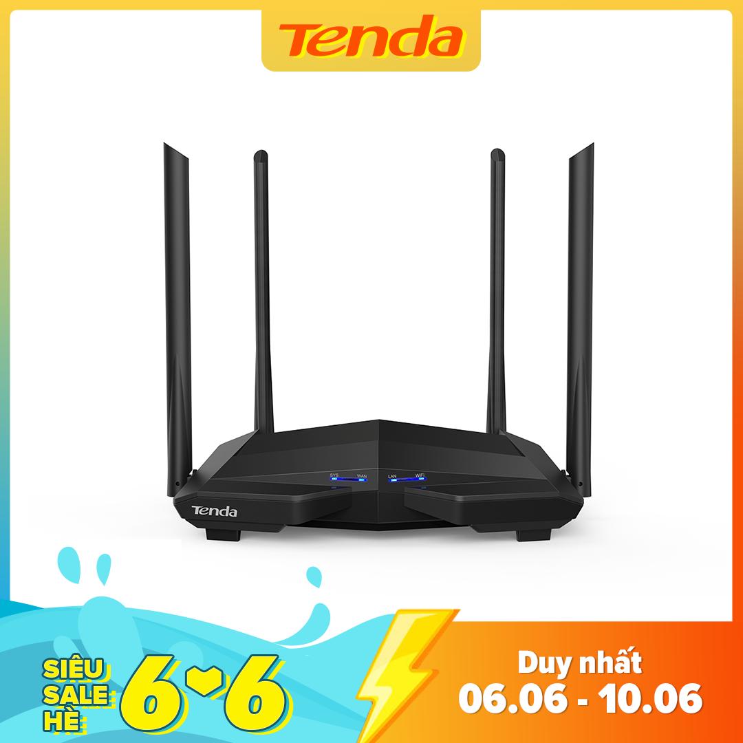 Tenda Thiết bị phát Wifi AC10 Chuẩn AC 1200Mbps – Hãng phân phối chính thức