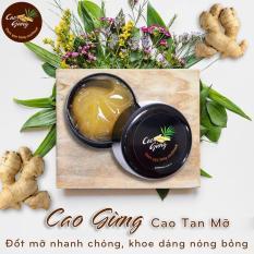 Cao Gừng tan mỡ Thiên Nhiên Việt