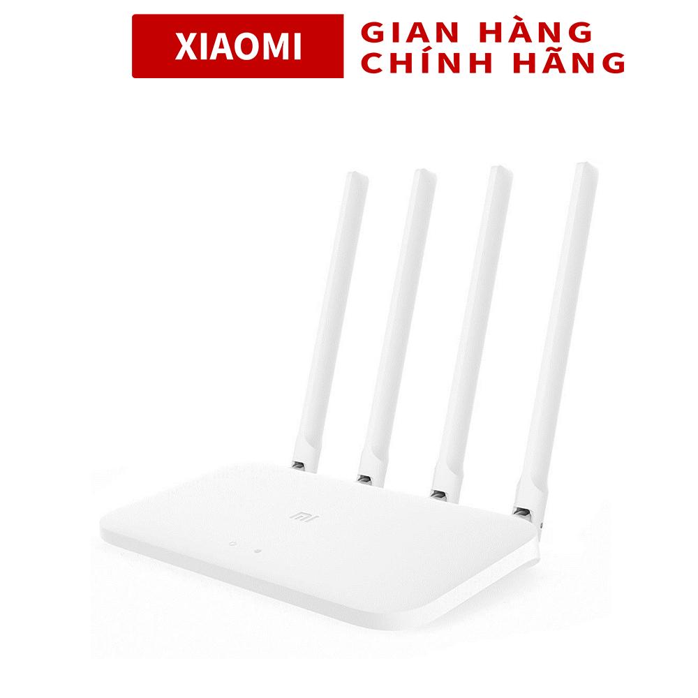 Xiaomi Router 4A Bộ Phát Wifi High Speed Dual Band AC1200 Bản Quốc Tế – Chính hãng