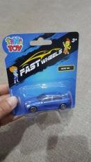 Đồ Chơi Xe Tốc Độ FastWheels 3 Inch – 342000S – BMW M5 – Màu Xanh