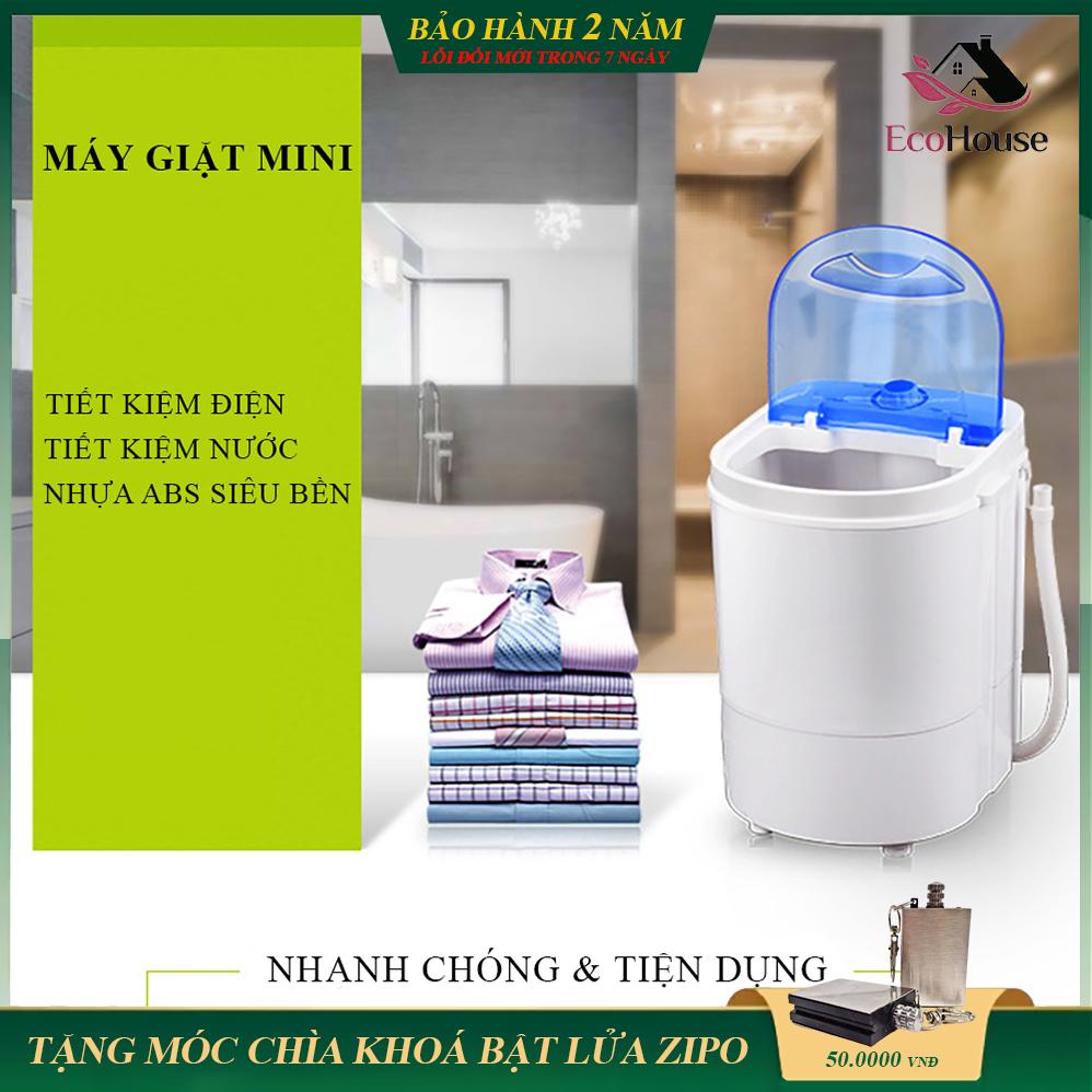 Máy giặt mini cao cấp, máy giặt vắt quần áo gia dụng mini giá rẻ đặc