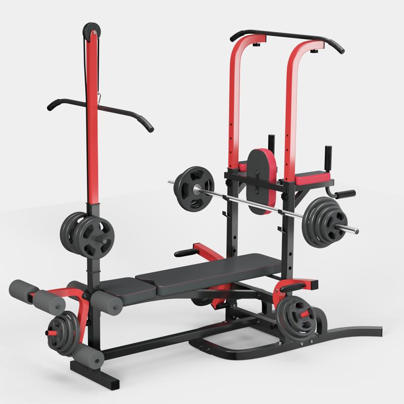 Giàn ghế tập thể hình đa chức năng Gymlink New Perfect GY-1111