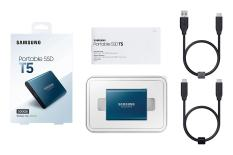 SSD Samsung Portable T5 500GB USB