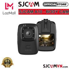 Camera giám sát an ninh SJCAM A10 (BODY CAM) – Hãng phân phối chính thức