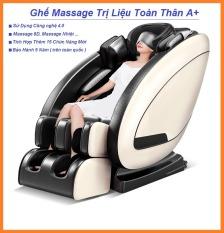 [Có Video] Ghế Massage Toàn Thân Công Nghệ 4.0, Tích Hợp 15 Chức Năng Cao Cấp