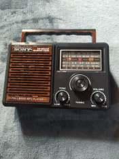 Đài radio Sony SW888/999UAR có pin sạc, Nghe Đài, Usb, Thẻ Nhớ , Khả Năng Bắt Sóng Tốt Cho Âm Thanh