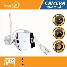 Camera IP Ngoài Trời Full HD 1080P, Wifi, Kiểu Dáng Hiện Đại – FX5