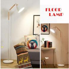 Đèn cây đứng – đèn sàn nội thất nhập khẩu cao cấp DC003 – tặng kèm bóng LED chính hãng