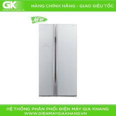 Tủ lạnh Hitachi Inverter 605 lít R-S700PGV2 GS