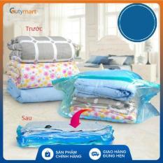 Bộ 8 túi chân không Nhật Bản đựng quần áo, chăn màn, mền gối cho gia đình, bộ túi giúp thu gọn quần áo khi du lịch, cắm trại, picnic tiện lợi, an toàn, cao cấp – Guty Mart