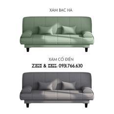 Giường Sofa gấp gọn thành ghế phong cách Bắc Âu loại rộng 1m2 x 1m
