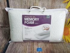 Gối Thẳng Lockn&Lock Memory Foam 50D 50x30x10cm HLW112