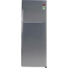 Tủ lạnh Sharp Inverter 342 lít SJ-X346E-SL – Công nghệ J-Tech Inverter vận hành êm ái, tiết kiệm điện Chế độ Extra Eco tăng khả năng tiết kiệm điện tối đa Công nghệ khử mùi Nano Ag+Cu lọc sạch vi khuẩn gây hại
