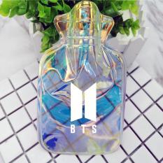Túi sưởi BTS Logo đầy màu sắc
