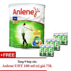 Anlene Gold MOVEPRO™ 800G (hương vani, hộp thiếc) Tặng 9 hộp Sữa Anlene UHT 180ml