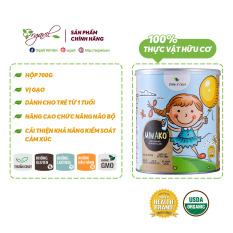 Sữa Miwako Hộp 700g – Sữa Thực Vật Hữu Cơ Miwako Vị Gạo – Orgavil